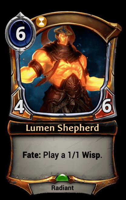 Card image for Lumen Shepherd