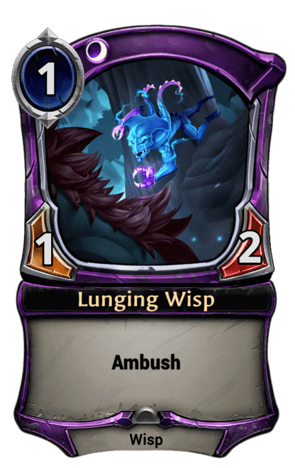 Card image for Lunging Wisp