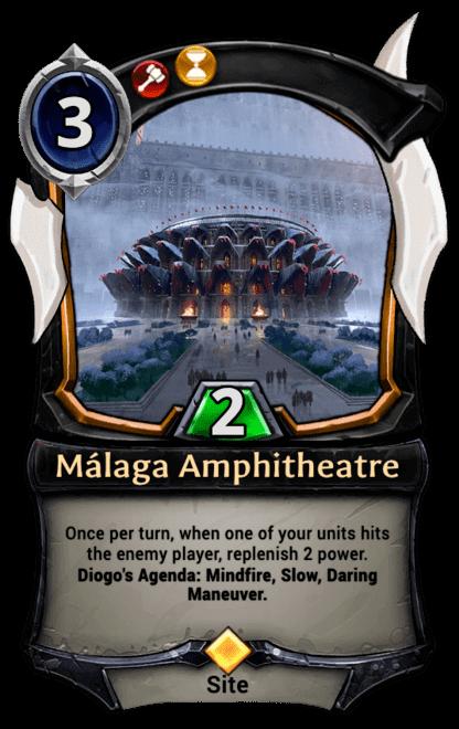 Card image for Málaga Amphitheatre