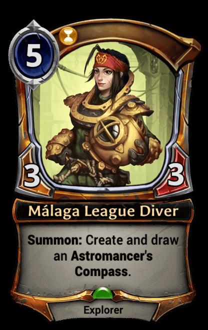 Card image for Málaga League Diver
