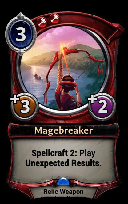 Card image for Magebreaker