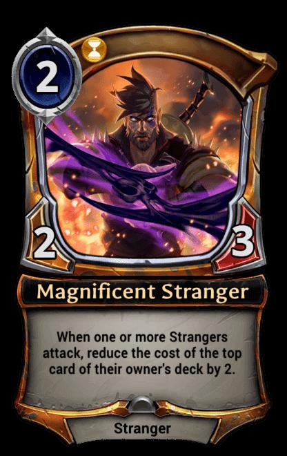 Card image for Magnificent Stranger