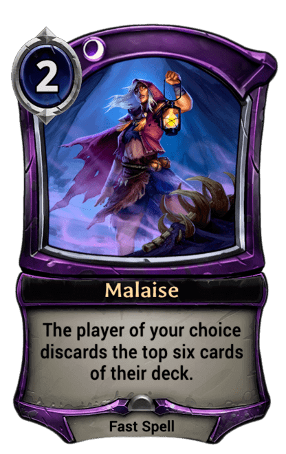 Card image for Malaise