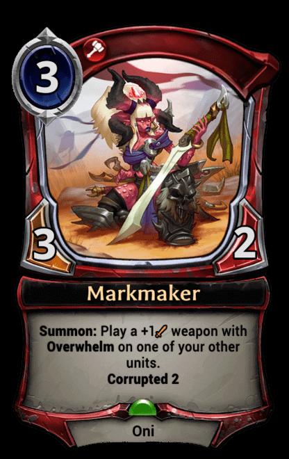Card image for Markmaker