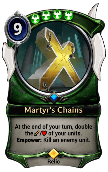 Martyr's Chains