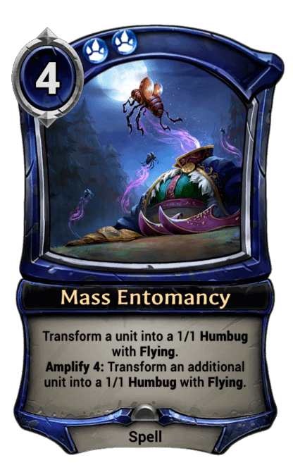 Card image for Mass Entomancy