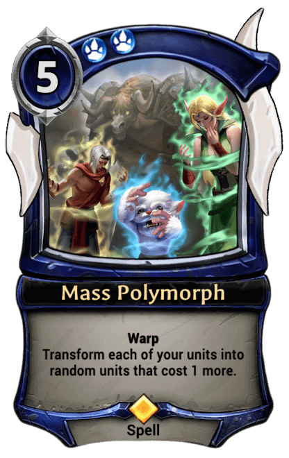 Card image for Mass Polymorph