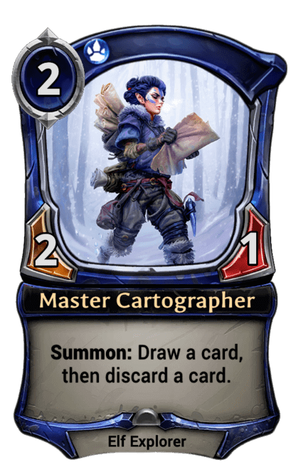 Card image for Master Cartographer