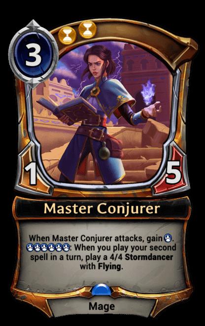 Card image for Master Conjurer