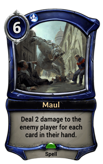 Card image for Maul