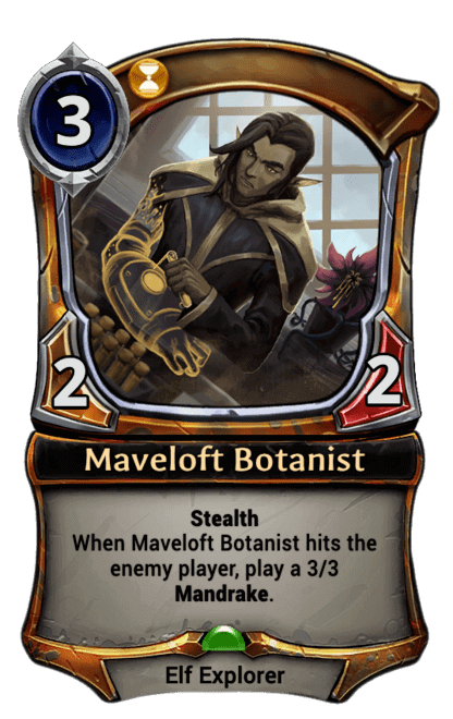 Card image for Maveloft Botanist