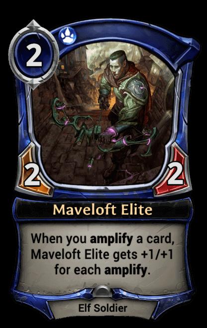 Card image for Maveloft Elite