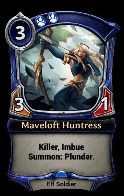 Card image for Maveloft Huntress