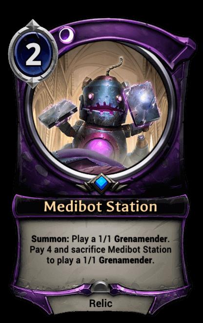 Card image for Medibot Station