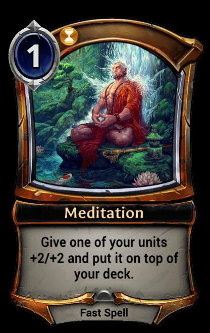 Card image for Meditation