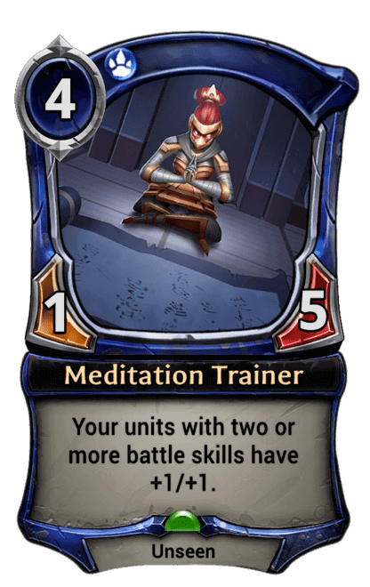 Card image for Meditation Trainer