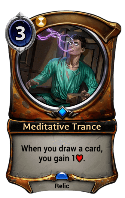 Card image for Meditative Trance
