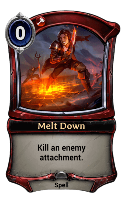 Card image for Melt Down