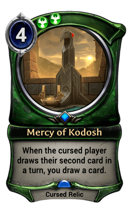 Card image for Mercy of Kodosh