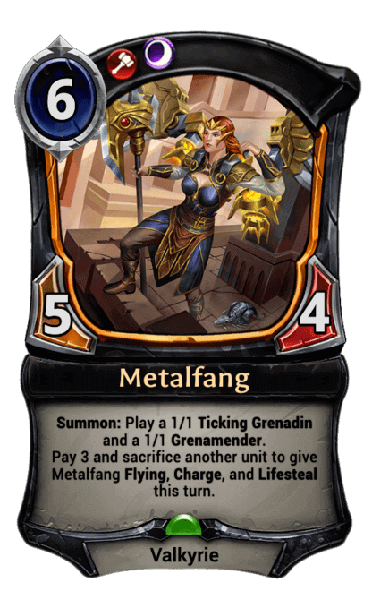 Card image for Metalfang