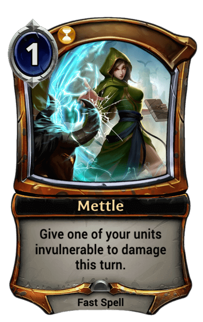 Card image for Mettle