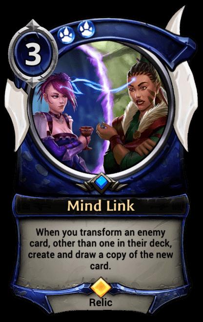 Card image for Mind Link
