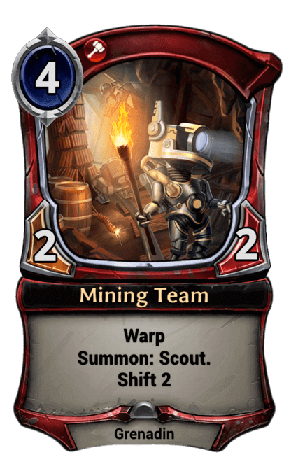 Card image for Mining Team
