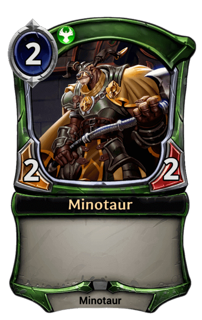 Card image for Minotaur