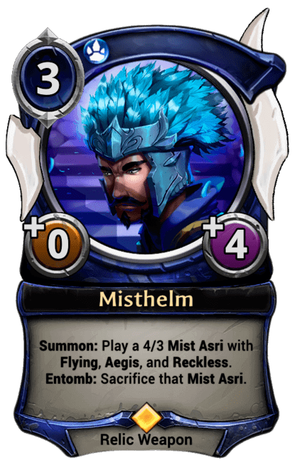 Card image for Misthelm