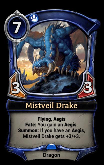 Card image for Mistveil Drake