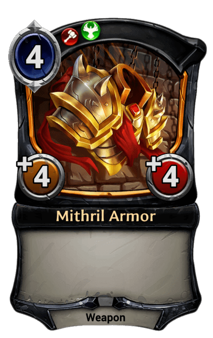 Card image for Mithril Armor