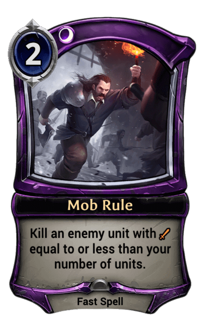 Card image for Mob Rule
