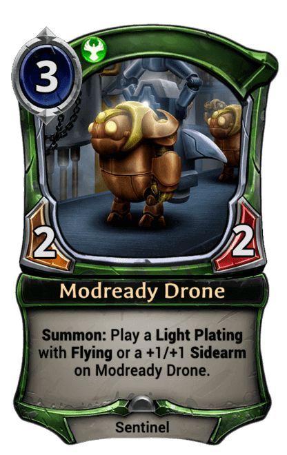 Card image for Modready Drone