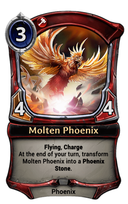 Card image for Molten Phoenix