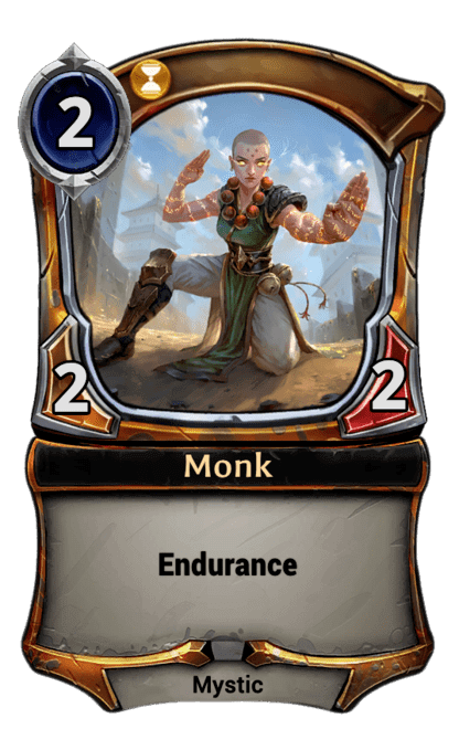Card image for Monk