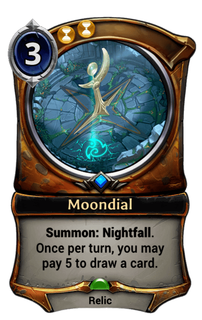 Card image for Moondial