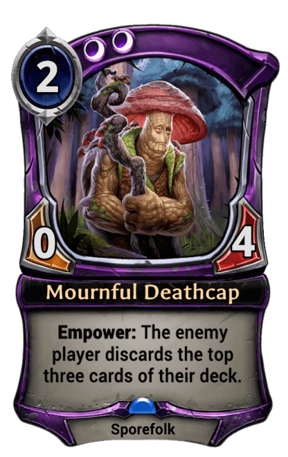 Card image for Mournful Deathcap