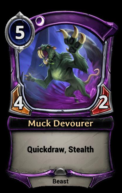 Card image for Muck Devourer