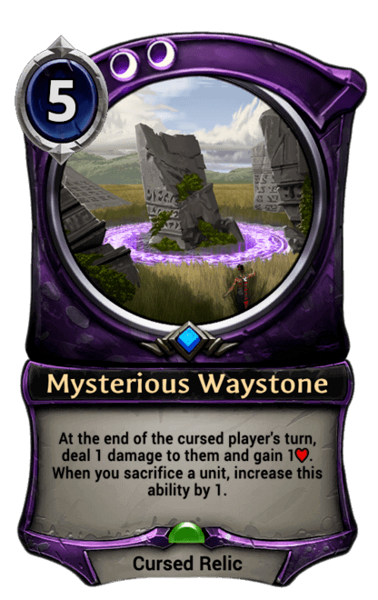 Card image for Mysterious Waystone