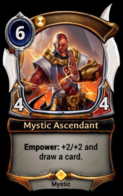 Card image for Mystic Ascendant