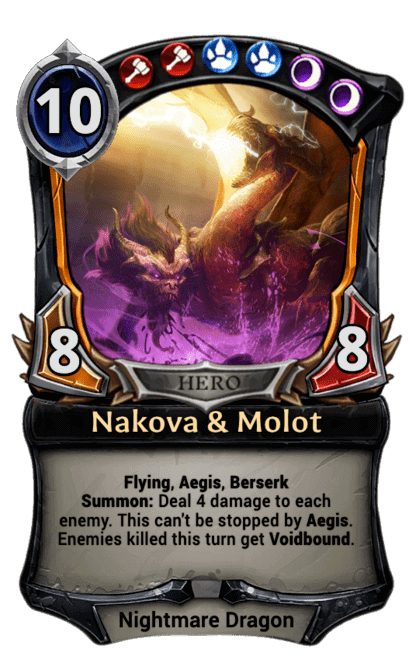 Card image for Nakova & Molot