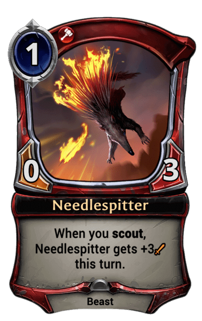 Card image for Needlespitter