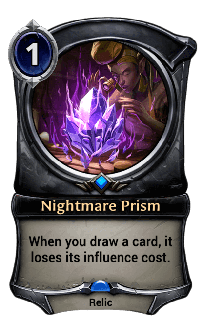 Card image for Nightmare Prism