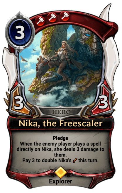 Card image for Nika, the Freescaler