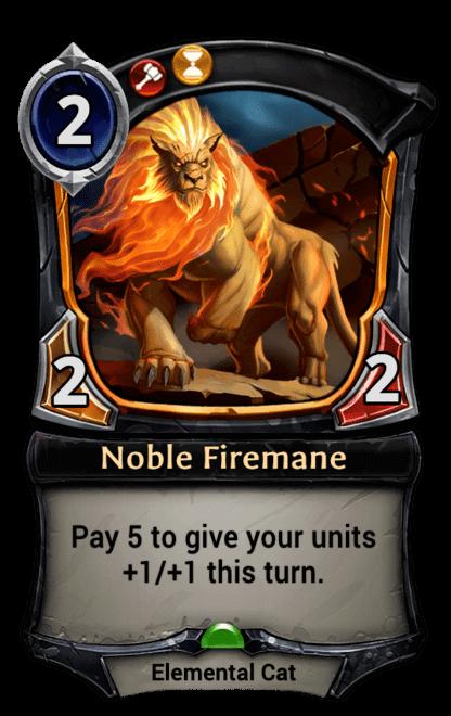 Card image for Noble Firemane