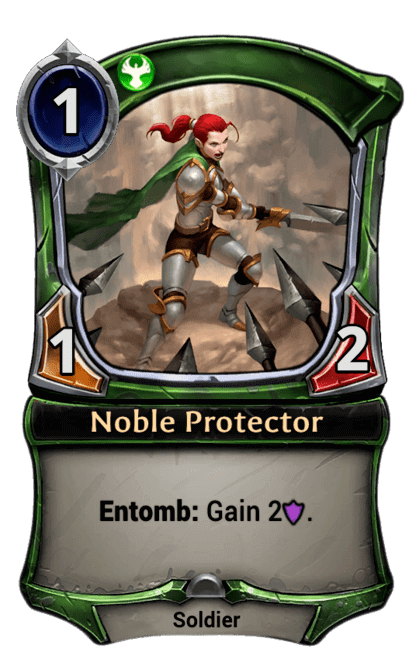 Card image for Noble Protector