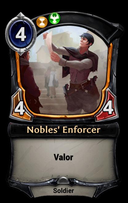 Card image for Nobles' Enforcer