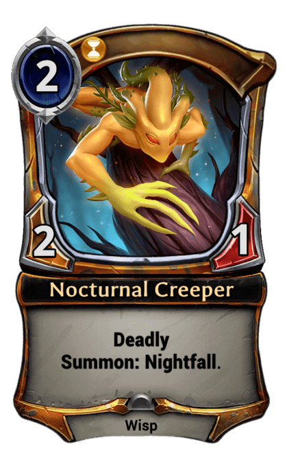 Card image for Nocturnal Creeper