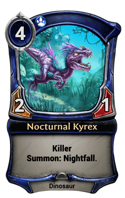 Card image for Nocturnal Kyrex