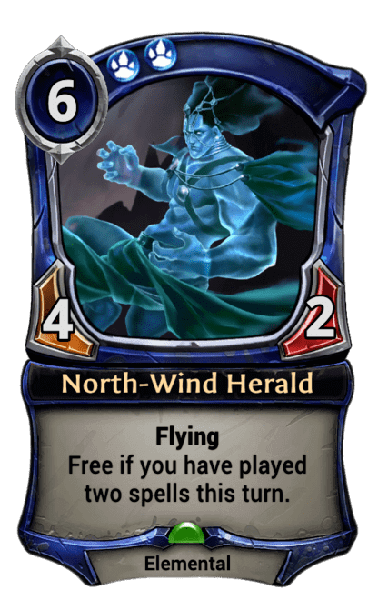 Card image for North-Wind Herald